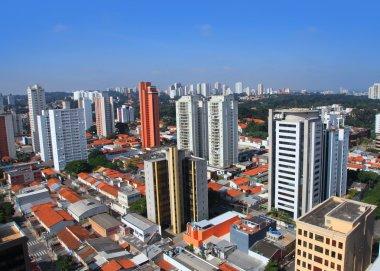 Buildings in Santo Amaro,Brazil