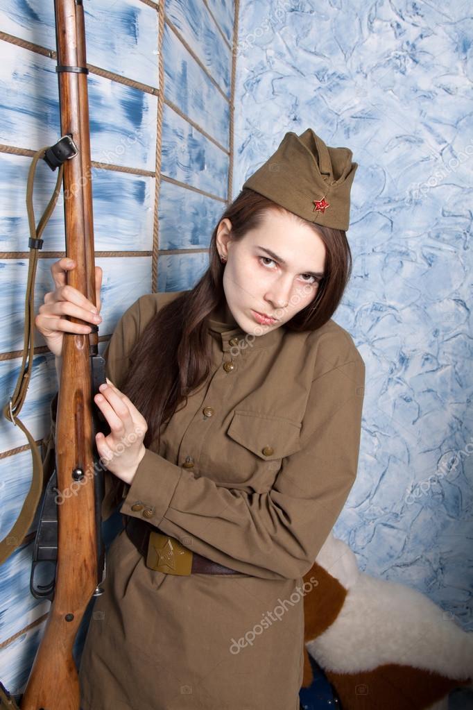 Femmes soviétiques pendant la Seconde Guerre