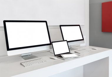 Responsive devices - computers and mobile devices