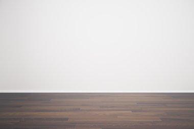 Empty wall in room