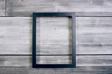 Large see-through frame