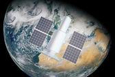 Fényképek Nappali műholdas