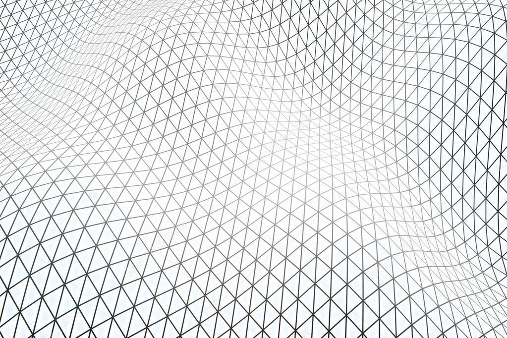 White Grid Wallpaper Stock Photo C Peshkova 121586580