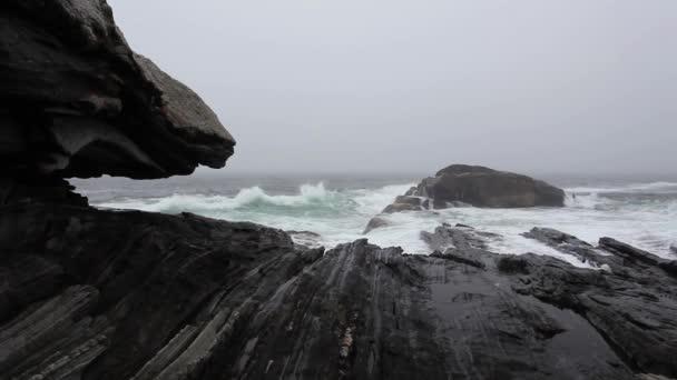 Dramatické Pemaquid Point