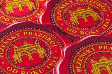 :Beermats from Pilsner beer