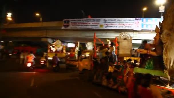 Úr Ganesha szobrot Hyderabad India