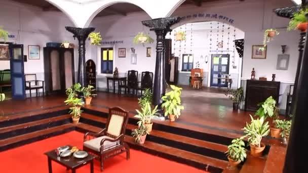 Innenraum des Gebäudes