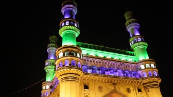 Staré město Charminar Indie