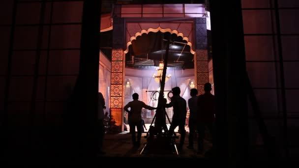 Jak začal střílet indické kinematografie