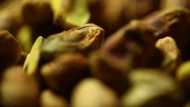Trockene Früchte geröstete Pistazien