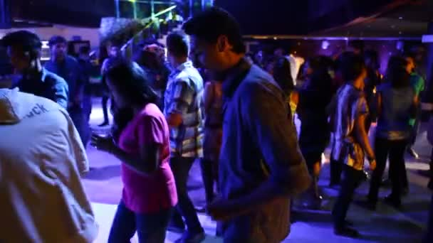 Ihdian People at Dance Party