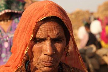 Village poor people