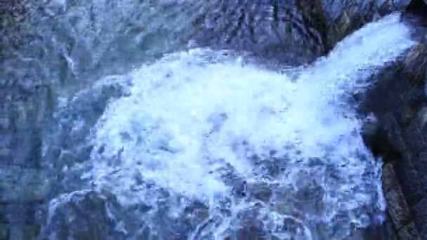 Closeup shot of water background