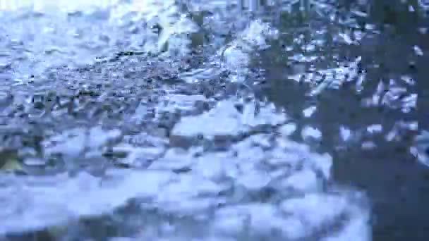 Detailní záběr vody pozadí