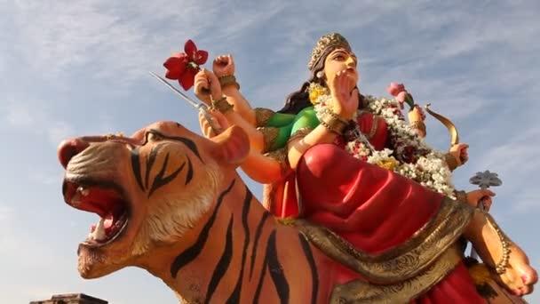 Durga szobor