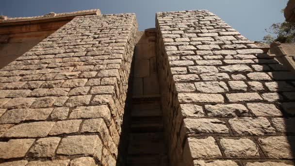 Detailní záběr zdi textury