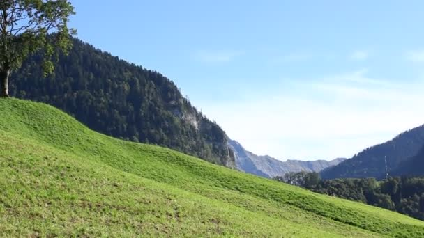 Beautiful Swiss Location background