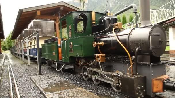 Toy Train Miniature Station Stock Video Rajastills 91021606
