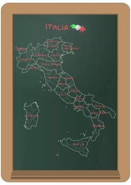 italy region chart