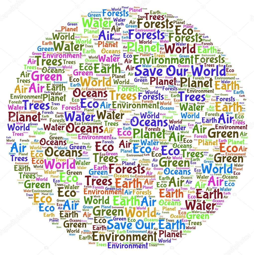 Save Our World Concept In Word Cloud Stock Photo C Shahreen 91631182