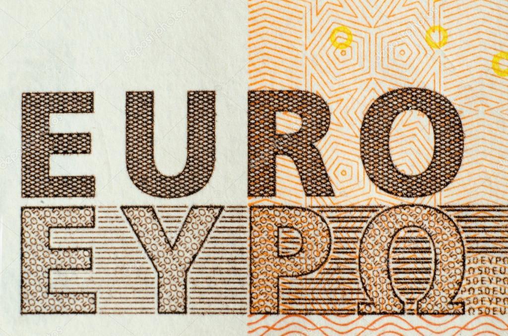 Euro Word Stock Photo Alfonsodetomas 78264328