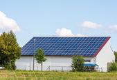 Zelená energie s solární kolektory