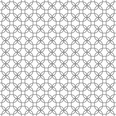 Pattern in arabic style