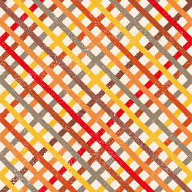 Grunge lines pattern