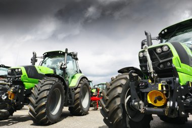 New Farming tractors