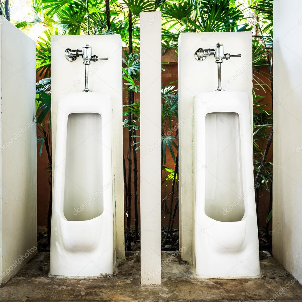 arredo bagno con riga bianca orinatoio ? foto stock © wuttichok ... - Arredo Bagno Stock