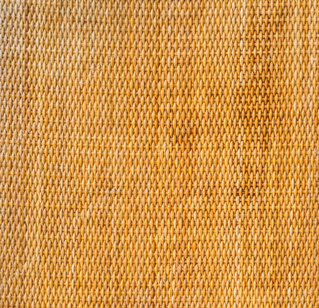 decorative background of brown handicraft weave texture wicker s