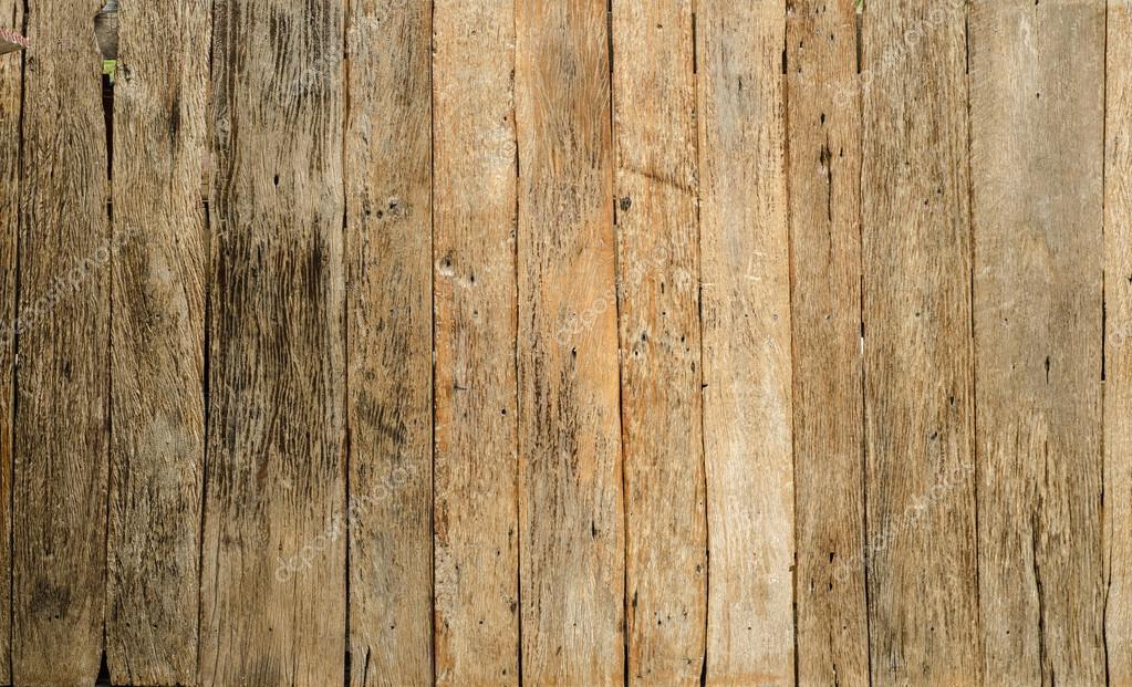 Superficie della parete di struttura di legno recinzione decorativa