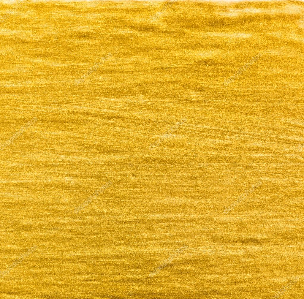 background and texture of gold color paint on wall — Stock Photo ...
