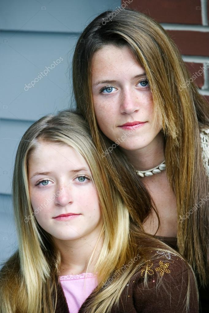 сестры красивые картинки