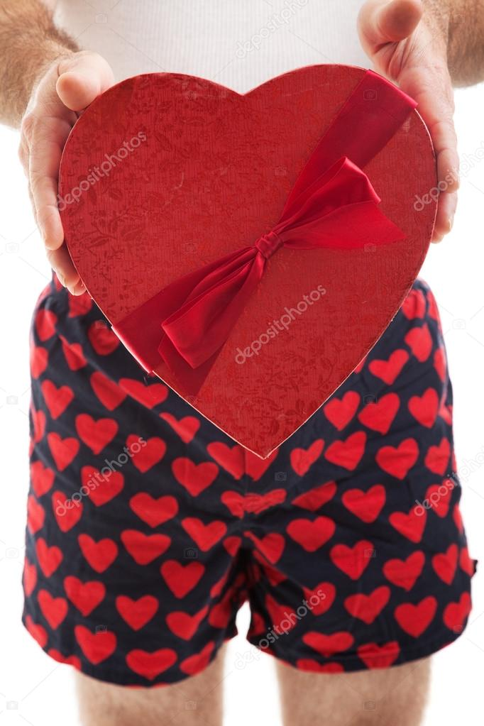 Valentines Day Hearts And Boxers Stock Photo C Lisafx 63599213