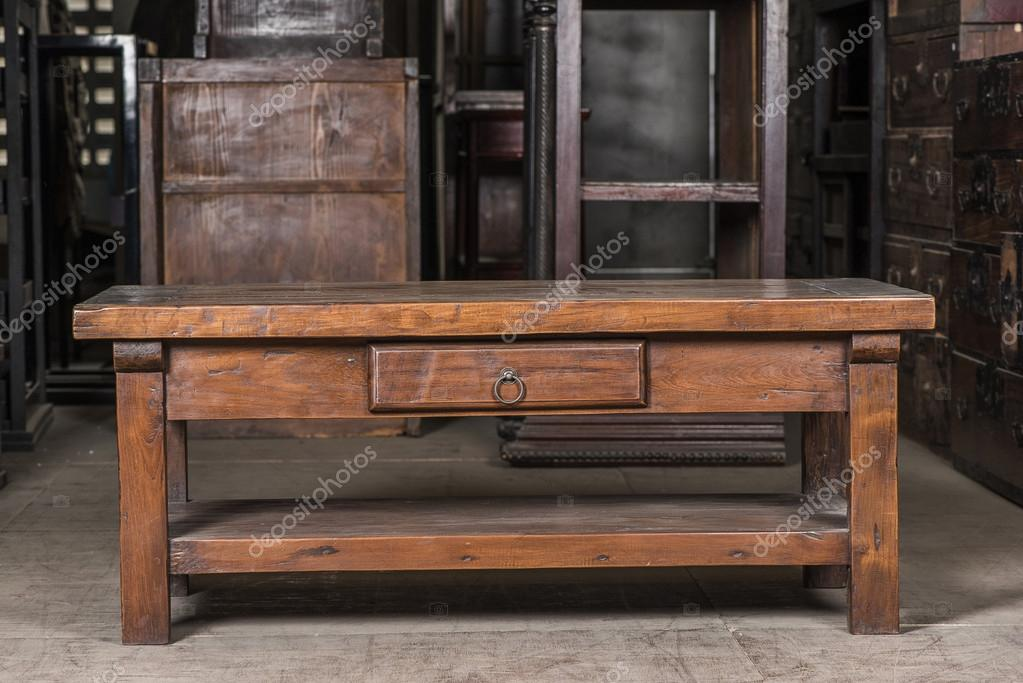Antique Wooden Desk In Cabinet Background Photo By Charmboyz