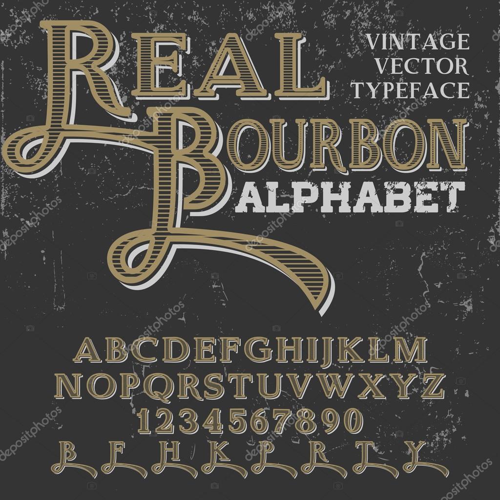 Font  Typeface  Script  Old style - vintage script font