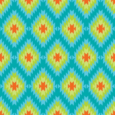 Mexican Folkloric pattern