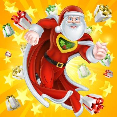 Heroic Santa Claus