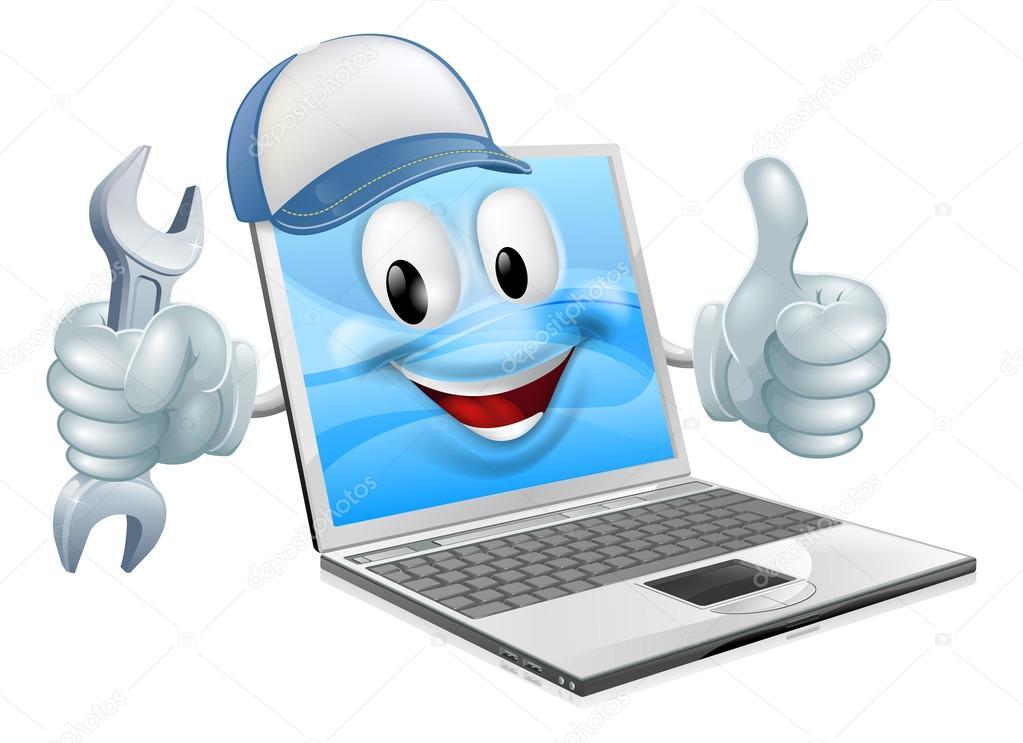 Resultado de imagen de imagen de ordenador animadas