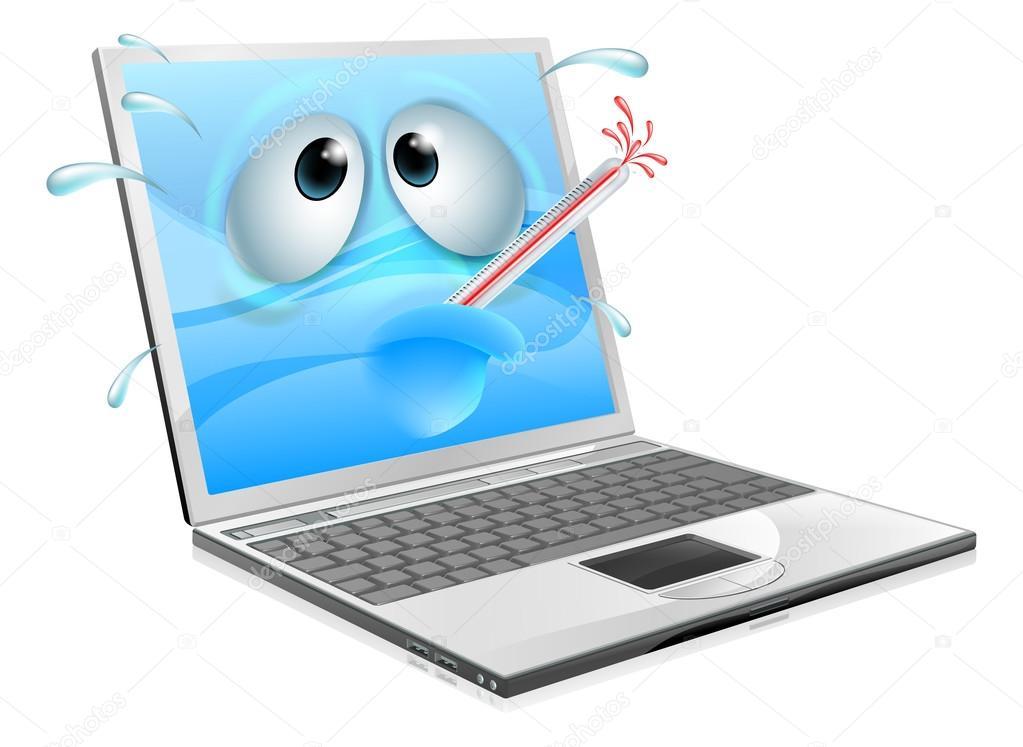 Virus Animados Dibujos Animados De Virus De La Computadora