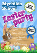 Fotografie Ostern Party Flier