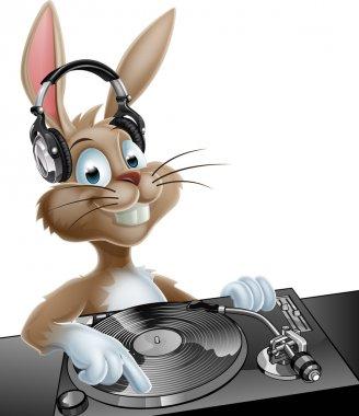DJ Easter Bunny