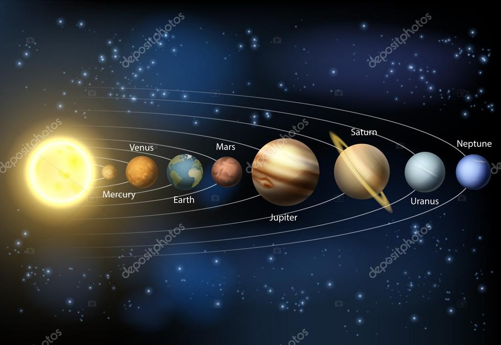 solar system images - HD3840×2400