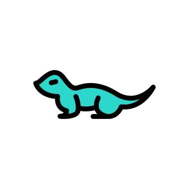 Lizard  icon for website design and desktop envelopment, development. premium pack. icon