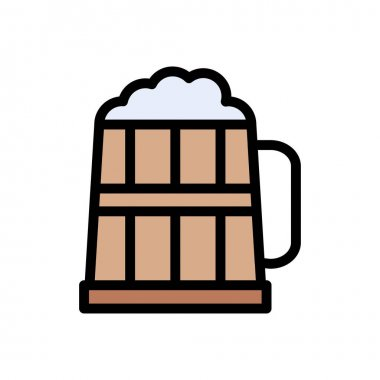 Beer  icon for website design and desktop envelopment, development. premium pack. icon