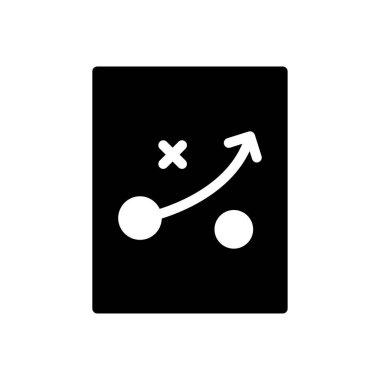 Strategy  icon for website design and desktop envelopment, development. premium pack. icon