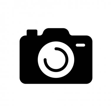 Camera  icon for website design and desktop envelopment, development. premium pack. icon