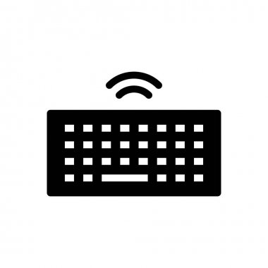 Wireless  icon for website design and desktop envelopment, development. premium pack. icon