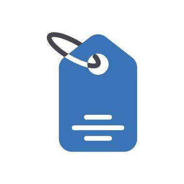 Tag  icon for website design and desktop envelopment, development. premium pack. icon